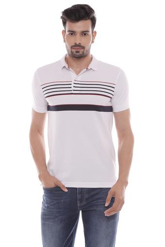 NUMERO UNO -  WhiteT-shirts - Main