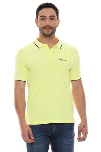 PEPE -  Yellow T-shirts - Main