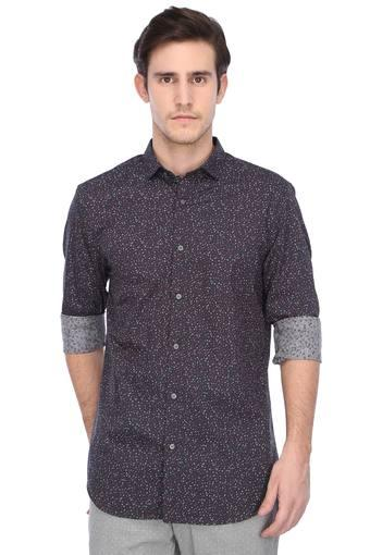 JACK AND JONES -  Black Shirts - Main