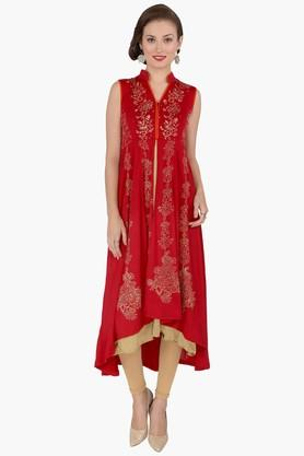 IRA SOLEIL Womens Printed Kurta (Buy Any Ira Soleil Product And Get A Charms Bracelet Free) - 201787431