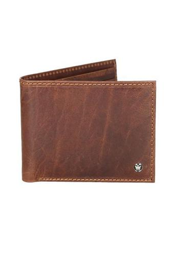 LOUIS PHILIPPE -  Brown Wallets & Card Holders - Main