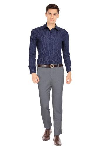 LOUIS PHILIPPE -  NavyShirts - Main