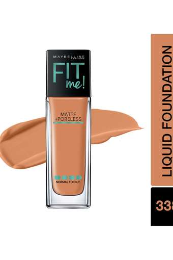 MAYBELLINE -  338 Spicy Brown Face - Main