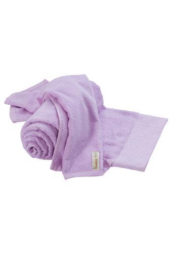 SPREAD -  LavenderBath Towel - Main