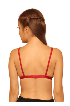 Cotton Non-Padded Bra