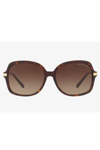 Womens Andriana Oversized UV Protected Sunglasses - NMK202431061357