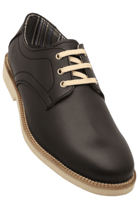 STOPMens Leather Lace Up Casual Shoe - 200880840