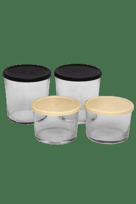 PASABACHEMumbo Jumbo Jar Set - Set Of 4