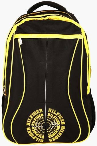 TOMMY HILFIGER Unisex Zipper Closure Laptop Backpack