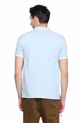 ALLEN SOLLY - BlueT-Shirts & Polos - 1