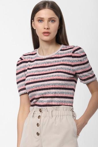 ONLY -  Light MauveT-Shirts - Main