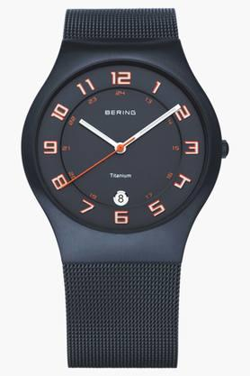 BERINGUnisex Classic Black Round Analogue Watch 11937-393