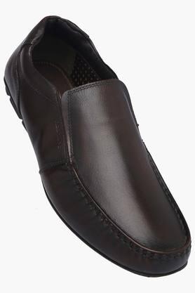 RED TAPEMens Leather Slipon Formal Shoe