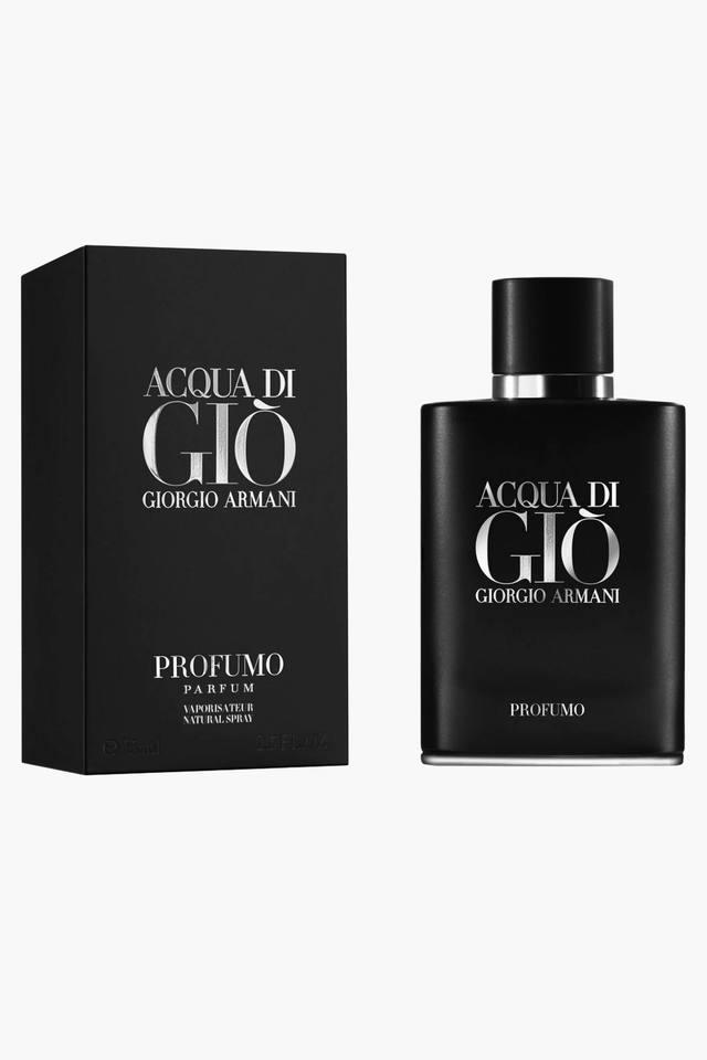 Buy Giorgio Armani Acqua Di Gio Armani Profumo 75ml Shoppers Stop