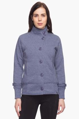 IRISWomens Full Sleeves Sweatshirt