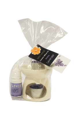 SOULFLOWER Baby Diffuser Set