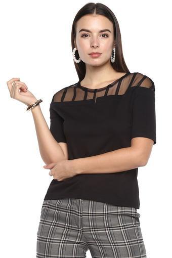 ELLIZA DONATEIN -  BlackPvt Women western Buy 3 Get 50% Off - Main