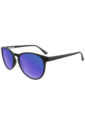 KNOCKAROUND Mai Tais Unisex SunglassesBlack/Moonshine-MTGL1003 (Use Code FB20 To Get 20% Off On Purchase Of Rs.1800)