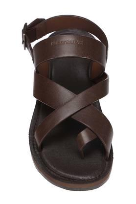 RED TAPE - Brown Sandals & Floaters - 2