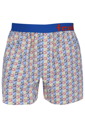 FCUK Mens Stretch Printed Underwear - 200852085