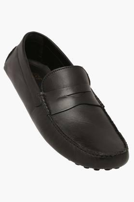 RED TAPE Mens Leather Slipon Formal Shoes