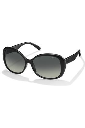 Womens Oversized UV Protected Sunglasses - P4023SD2858LB