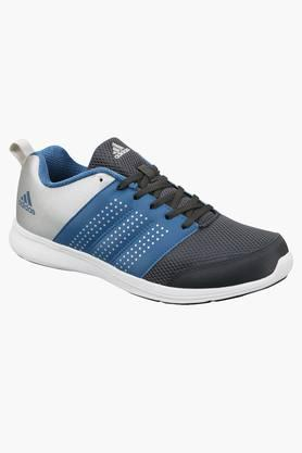 ADIDAS Mens Mesh Lace Up Sport Shoes  ... - 201915421