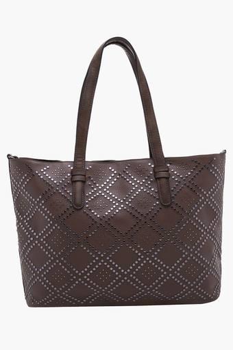 ELESPRY -  TaupeHandbags - Main