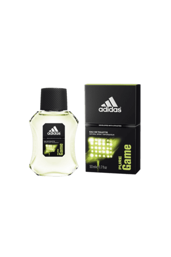 new styles bd764 2cda1 Buy ADIDAS Pure Game 100ml Mens EDT   Shoppers Stop