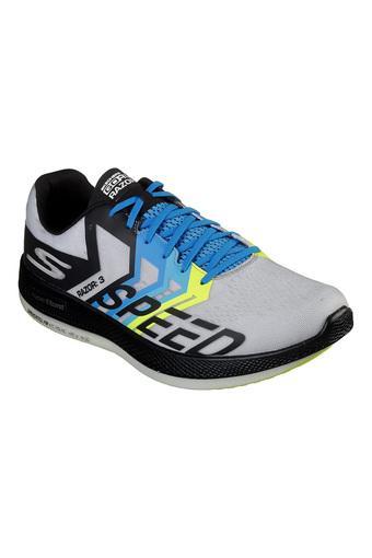 SKECHERS -  BlackSports Shoes & Sneakers - Main