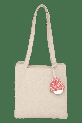 BAGGITWomens Windsor 3 Compartment Zipper Closure Shoulder Bag