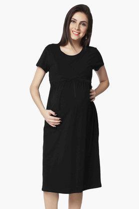 NINE MATERNITYMaternity Basic Nursing Dress
