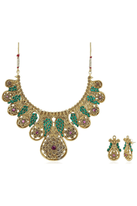 SIA Rasrawa Necklace Set - 16381