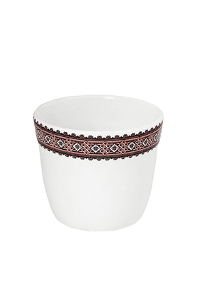 IVY Ethnic Chevron Pot - Small