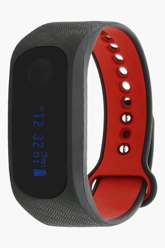 Reflex Unisex Bluetooth 4.0 Silicone Strap Smartwatch - SWD90059PP01