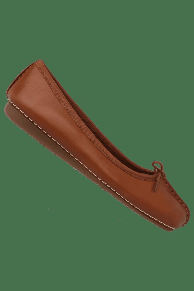 Womens Casual Slipon Ballerina Shoe