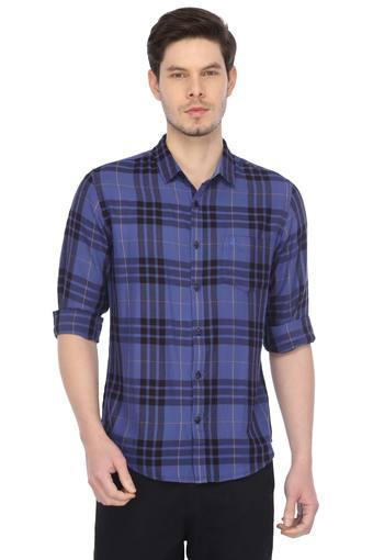 UNITED COLORS OF BENETTON -  PurpleShirts - Main