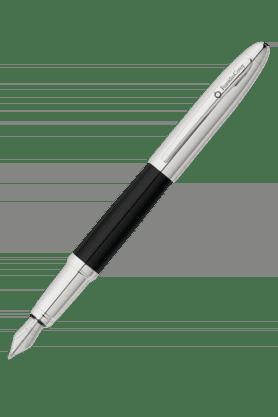 FRANKLIN COVEYLexington Black & Chrome Fountain Pen
