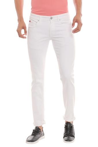 LEE COOPER -  WhiteJeans - Main