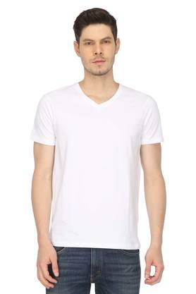 STOP - WhiteT-Shirts & Polos - Main