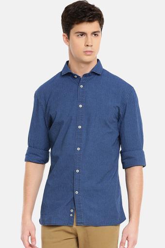 CELIO JEANS -  BlueCasual Shirts - Main