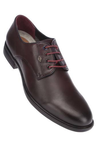 LEE COOPER -  Brown Formal Shoes - Main