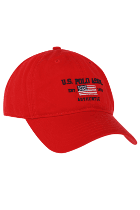 U.S. POLO ASSN. Mens Solid Cap - 9849322