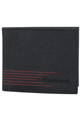 FASTRACK -  BlackWallets & Card Holders - Main