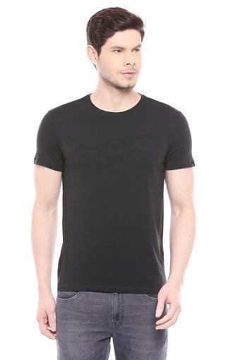 GAS -  BlackT-Shirts & Polos - Main