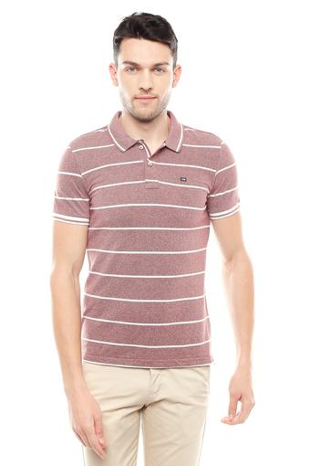 ARROW SPORT -  Light MaroonT-shirts - Main