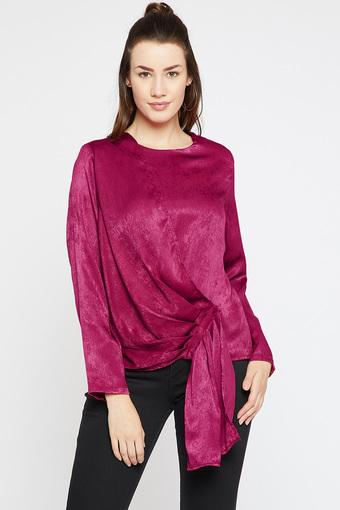 MARIE CLAIRE -  MagentaTops & Tees - Main