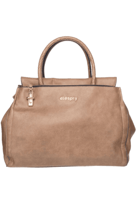ELESPRY Womens Satchel Handbag (Use Code FB20 To Get 20% Off On Purchase Of Rs.1800)