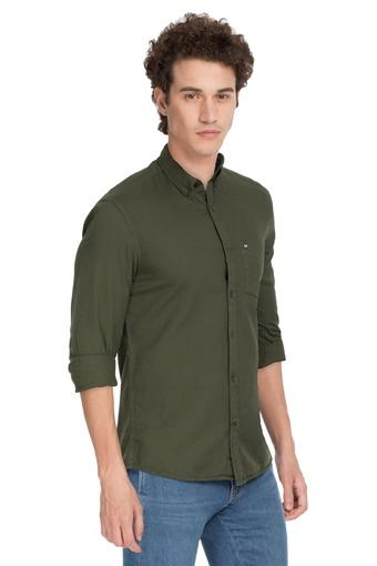 ARROW SPORT -  Dark GreenShirts - Main