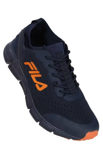 FILA -  Blue Sports Shoes & Sneakers - Main